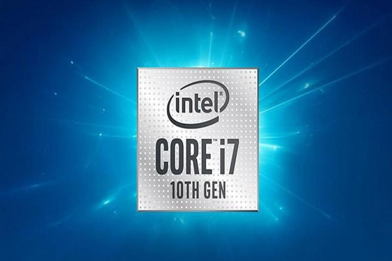 Intel 10th generation comet lake core i7 10700K