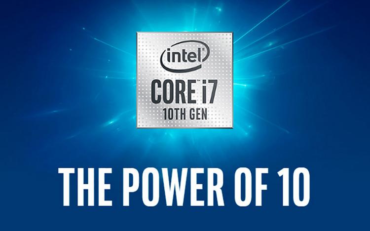 intel comet lake 10th gen core i7 10700K 10700F
