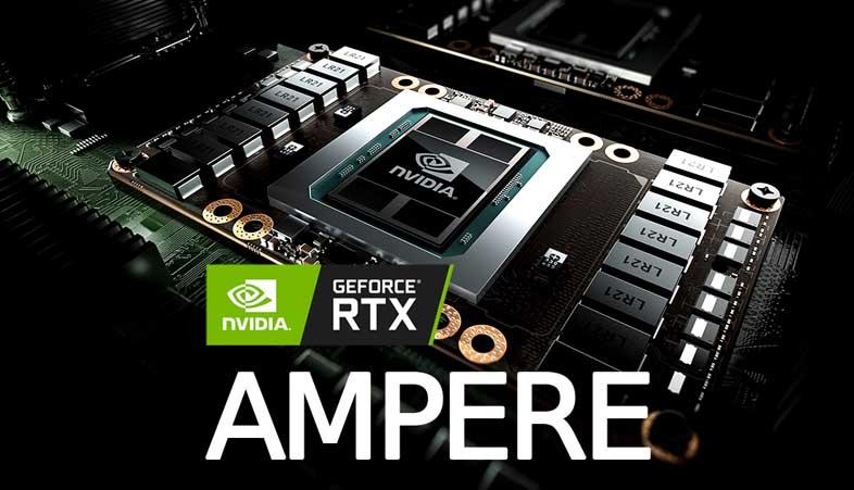 RTX 3080 3000 Ampere GPU