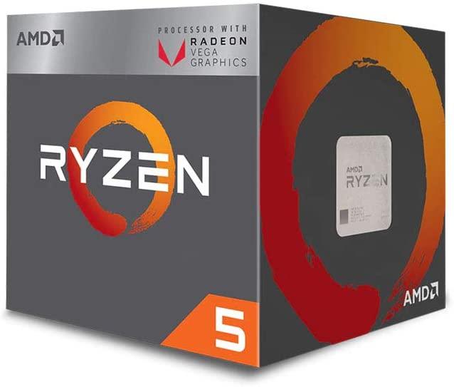 AMD Ryzen 5 3400G Vega iGPU APU Zen+
