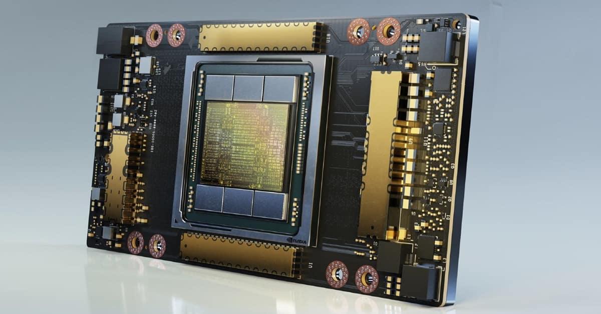 NVIDIA Ampere HPC DGX A100 GPU
